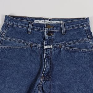 944f6621 Marithe Francois Girbaud Jeans - 90s Girbaud Mens 30x34 Spell Out Tapered  Leg Jeans